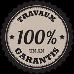 Travaux de peinture intérieur et extérieur garantis à 100%