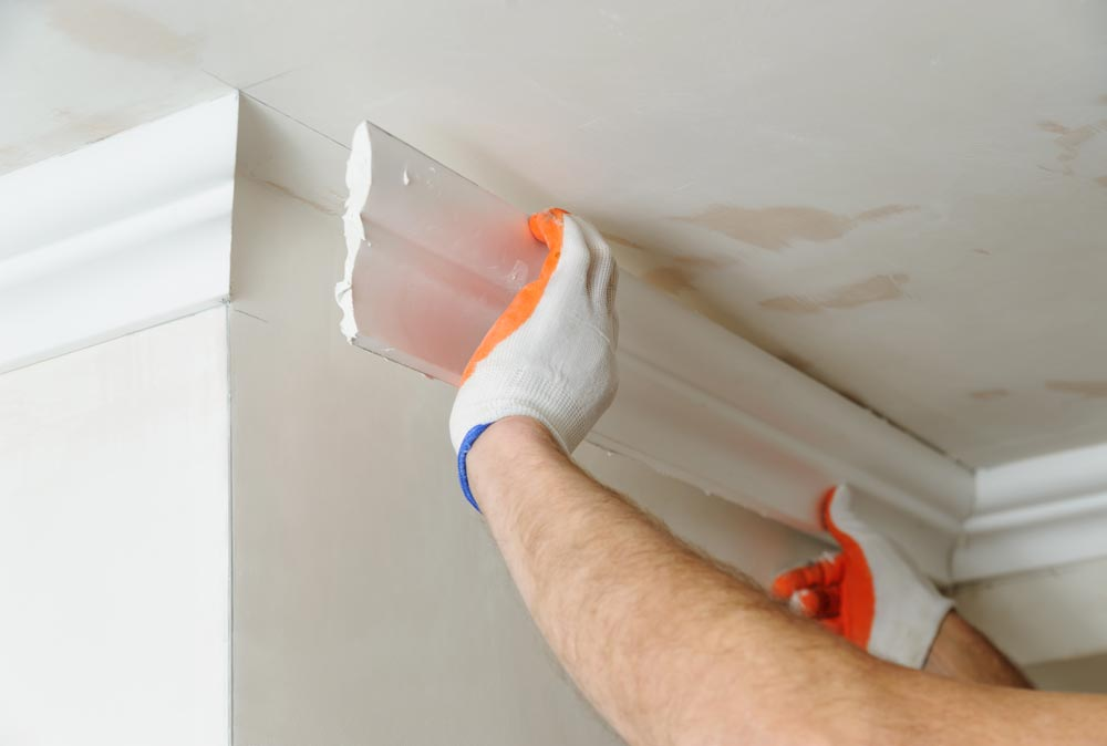Molding & Ogees Painting & Installation