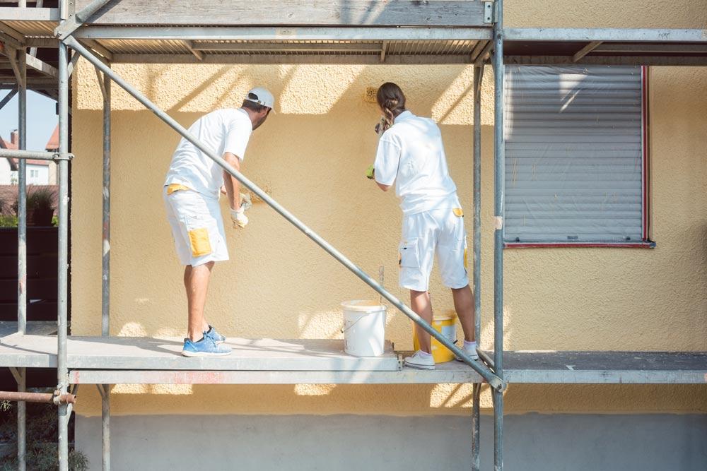 Laval Building House Painter